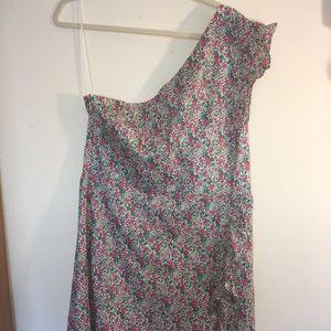 NEW J crew flower dress